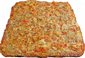 Full California Grilled Chicken Pizza