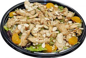 Asian Grilled Chicken Salad